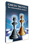 Шахматные комбинации. Задачник по тактике для любителей и разрядников