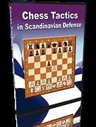Шахматная тактика в Скандинавской защите