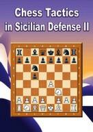Шахматная тактика в Сицилианской защите 2